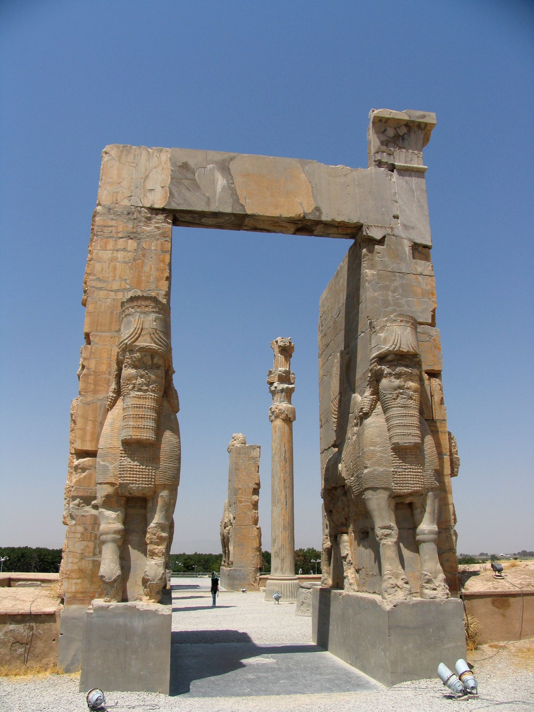 Persepolis Iran 2005 International Council On Monuments And Sites