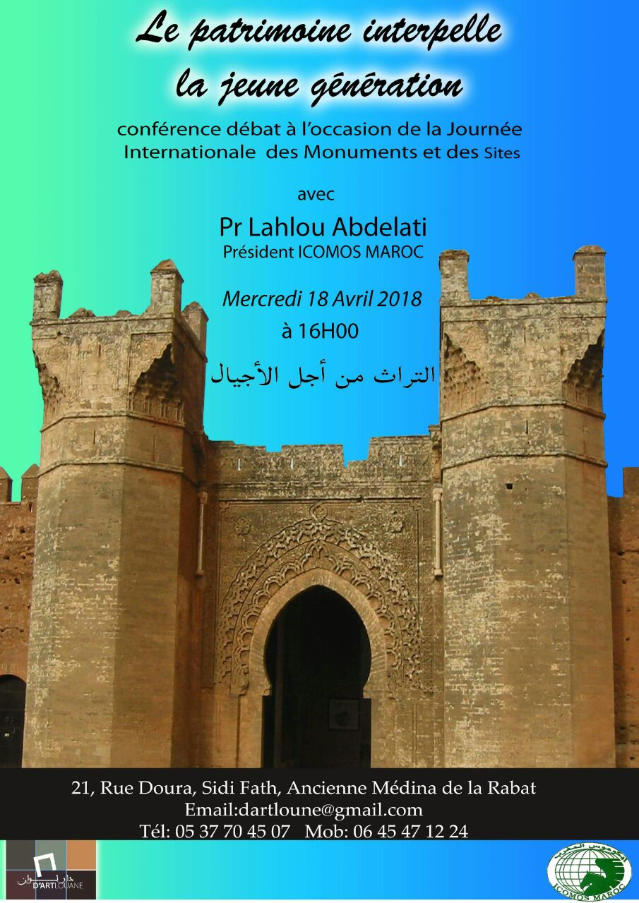 18 April 2018 - Events - International Council on Monuments