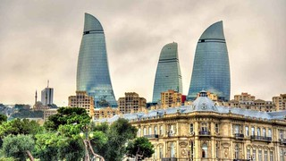 Baku Viaggio Routard Flickr