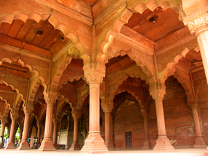 Red Fort Delhi Aneta Ribarska