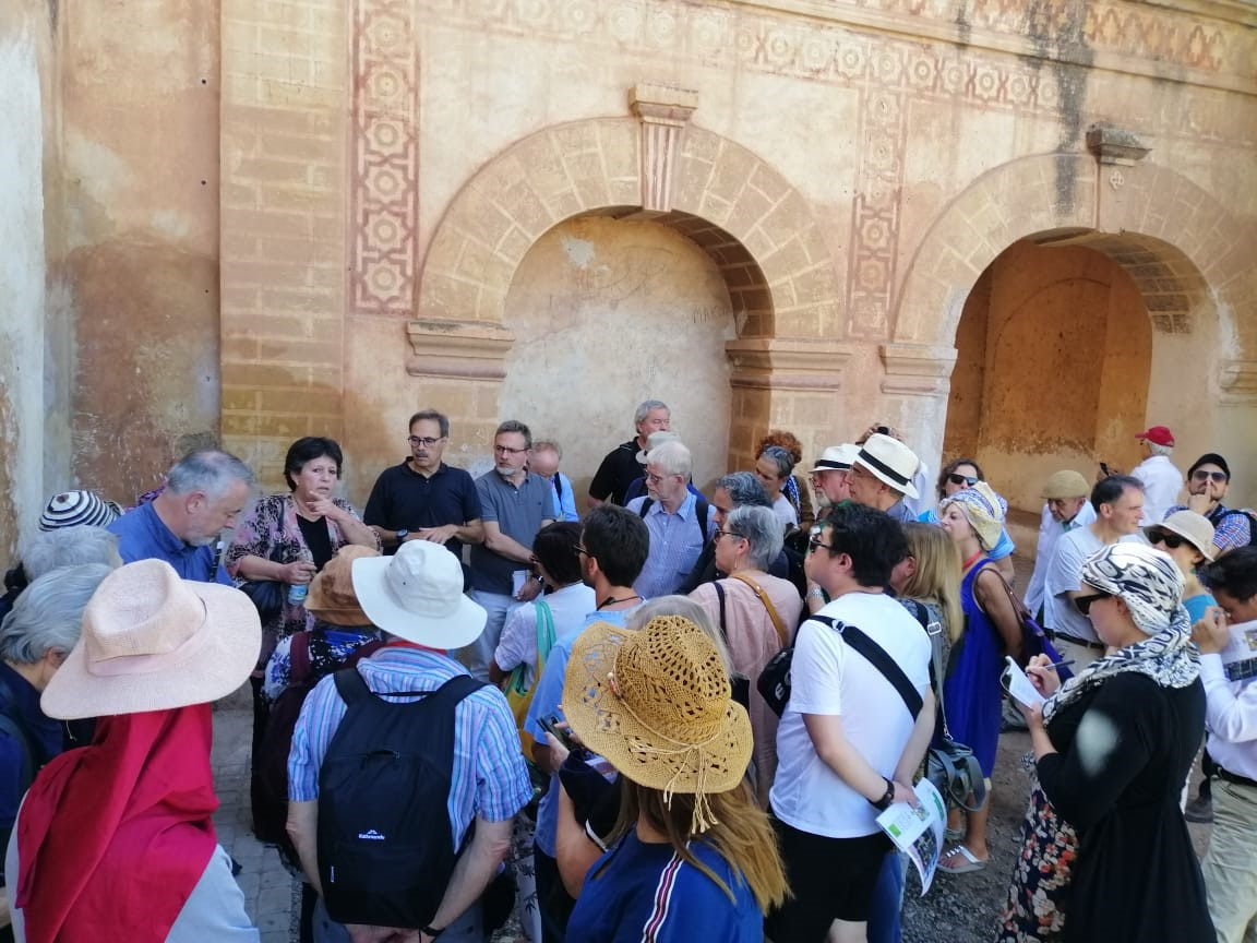 ICOMOS 2019AGA excursion