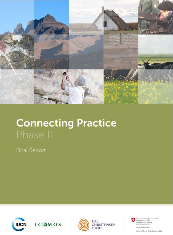 Cover Connecting praticce II ENG