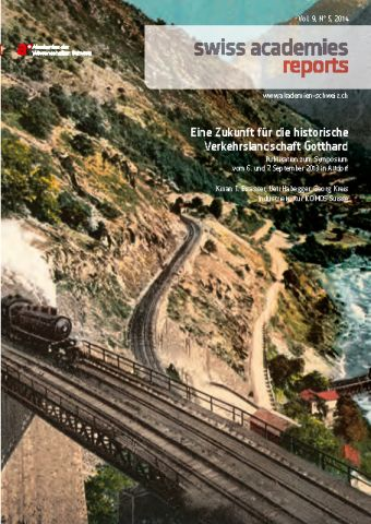 Swiss academies report0905 Cover