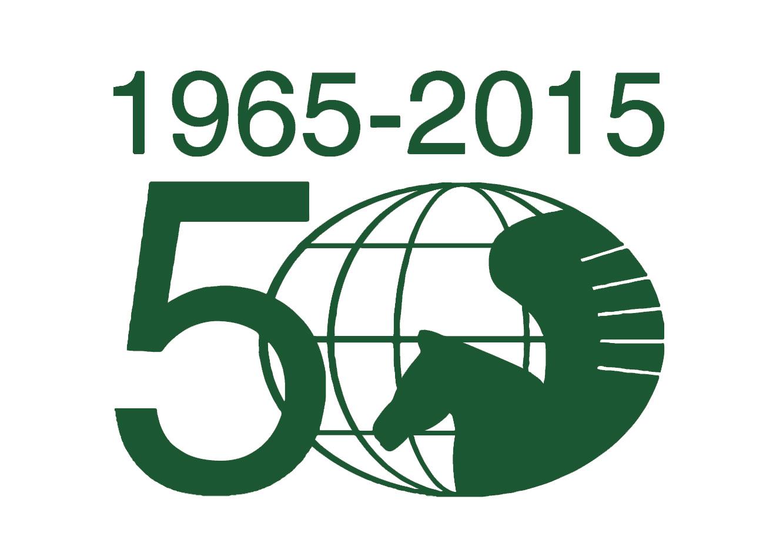 logo ICOMOS 50th ICOMOSgreen