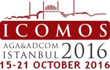 ICOMOS AGA2016 Logo