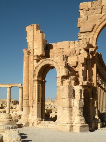 Palmyra -  Goldring, Nancy/ICOMOS