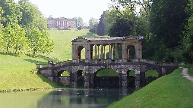 ICOMOS UK Capability Brown Conference 09092016 Prior Park Bath