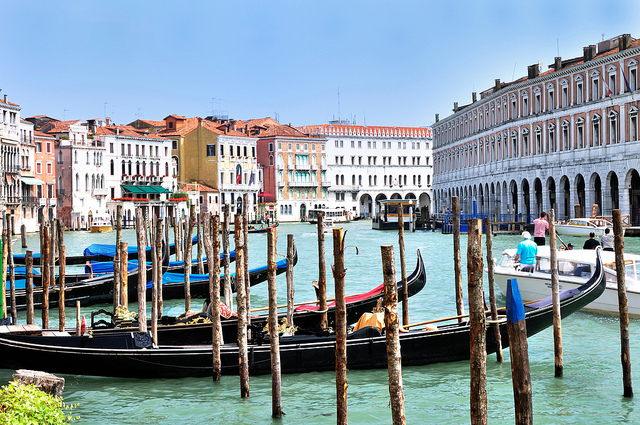 Venice flickr publicdomain