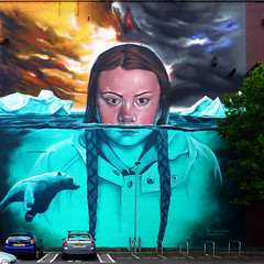 Mural in Bristol UK © Andrew Gustar Flickr thumbnail