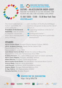SDGs flyer culture2030goal 13JUL2020 v5 speakers