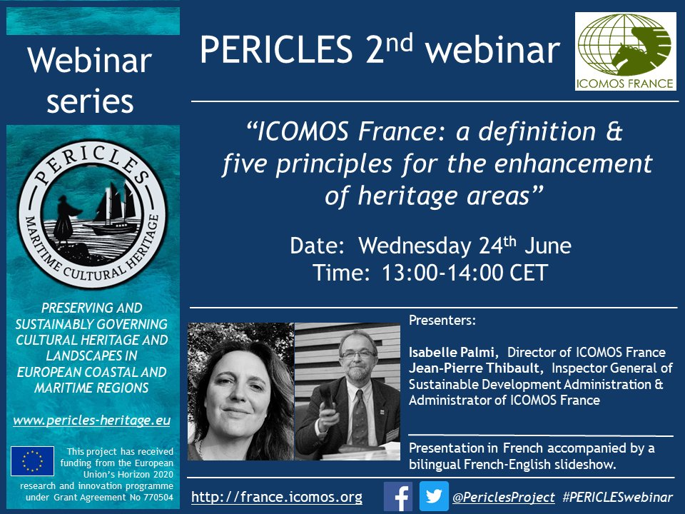 ICOMOS France PericlesT