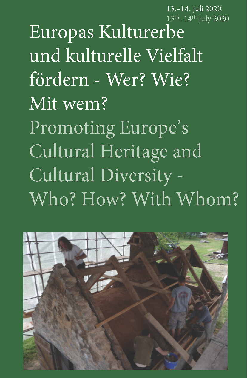 ICOMOS Germany Web Europes Cultural Diversity
