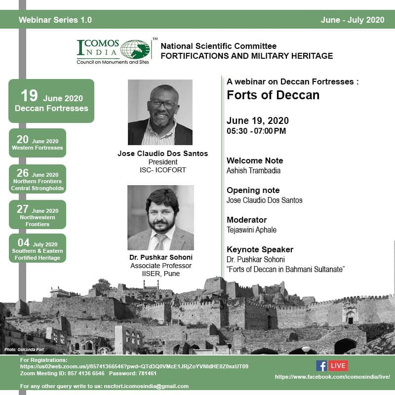 ICOMOS India NSC Fort 19 June