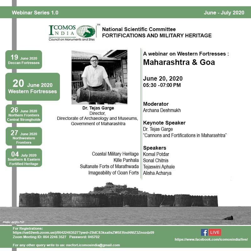 ICOMOS India NSC Fort 20 June