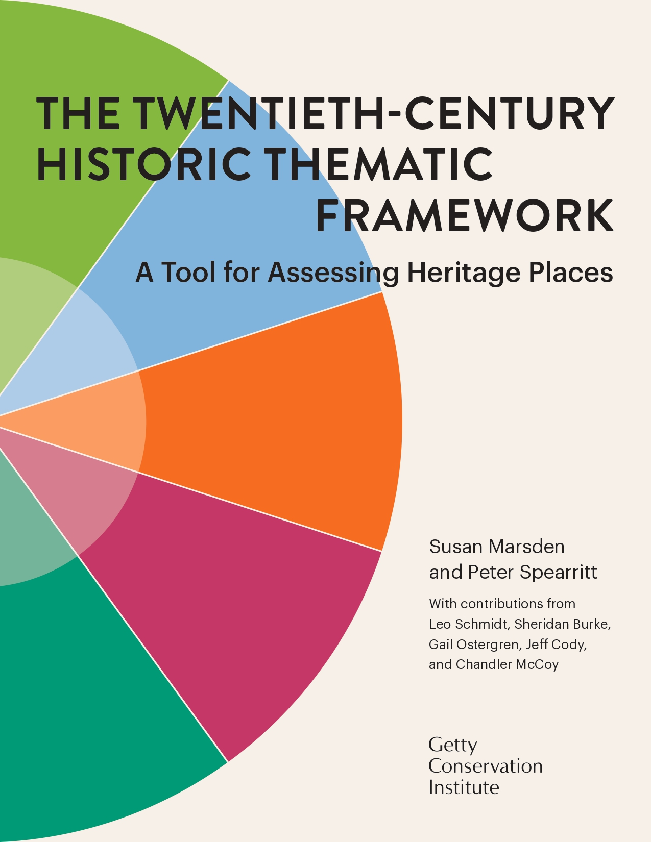 ICOMOS Getty twentieth century historic thematic framework page 0001