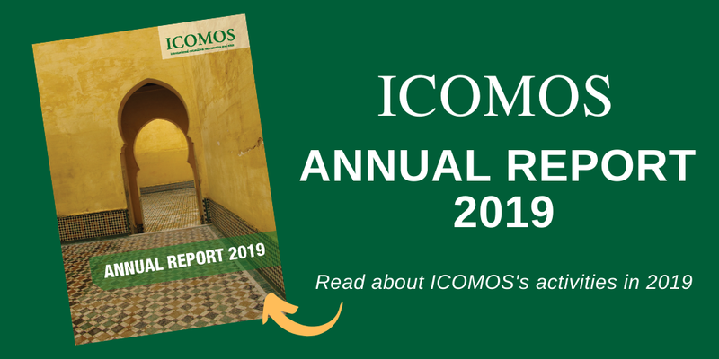 ICOMOS Annual Report 2019