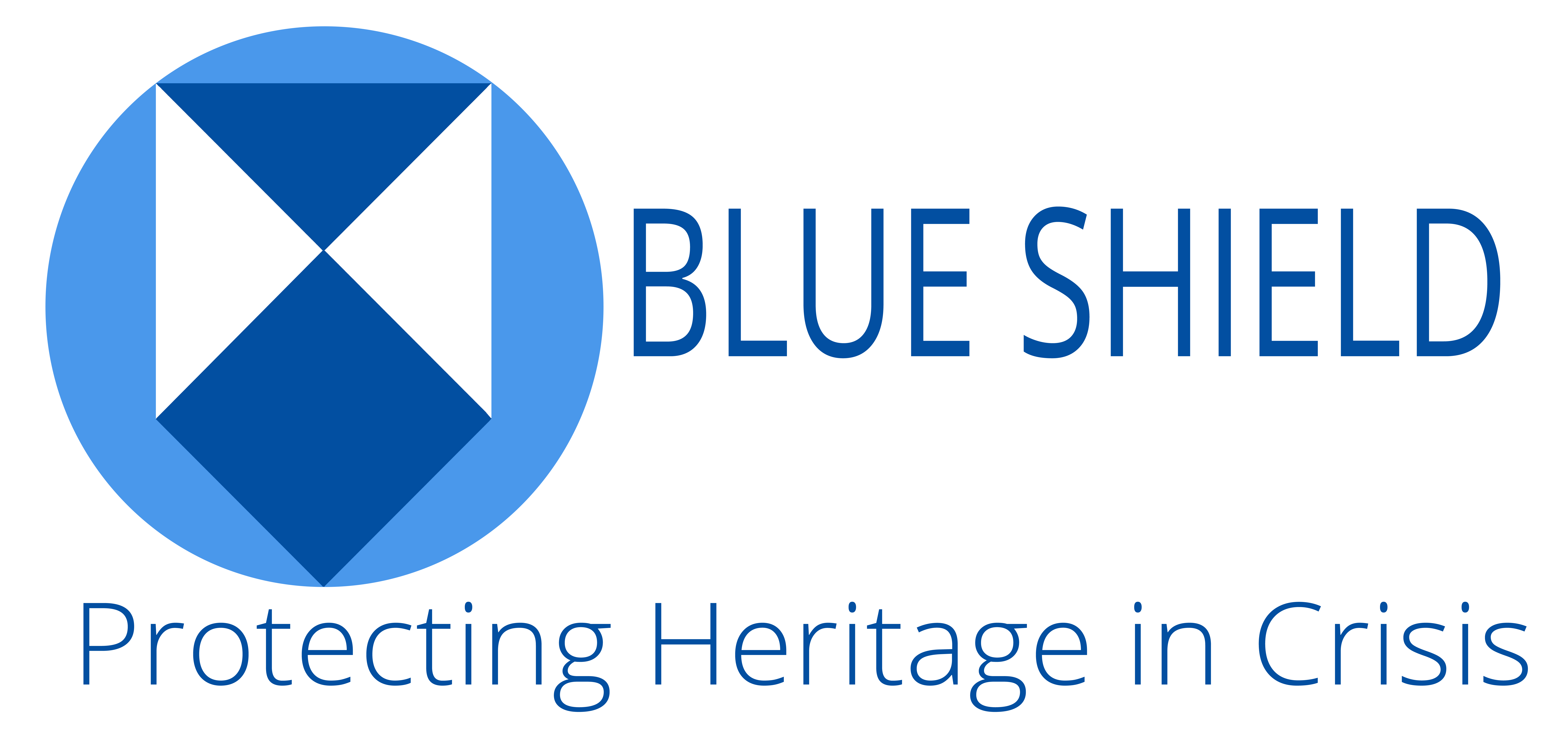 Blue Shield only logo with strapline