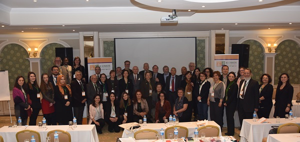 SDGs Istanbul Meeting 201702 Group Photo