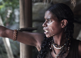 Aboriginal culture Australia Copyright Steve Evans Flickr