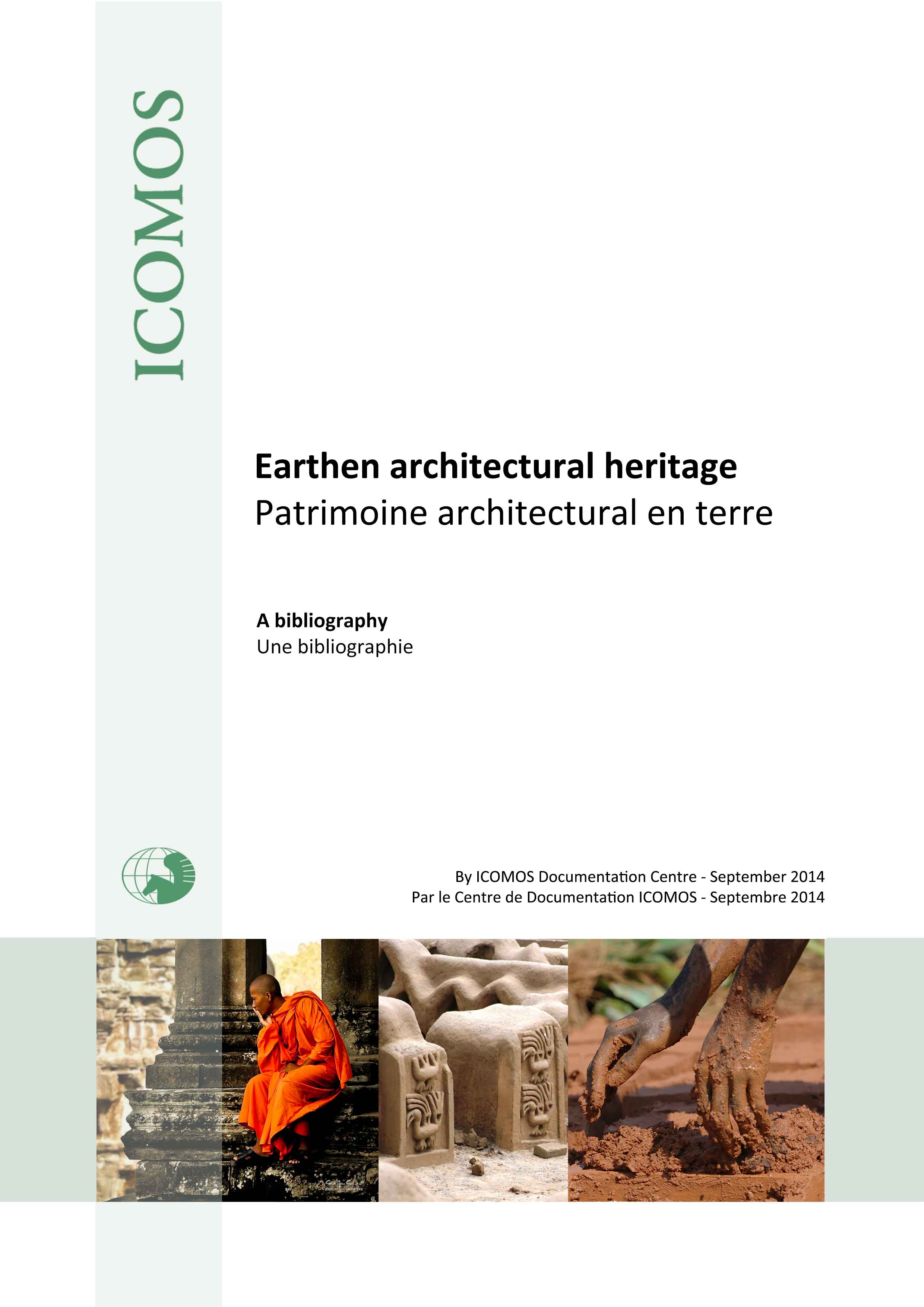 Biblio Earthen-Architecture 2014 cover