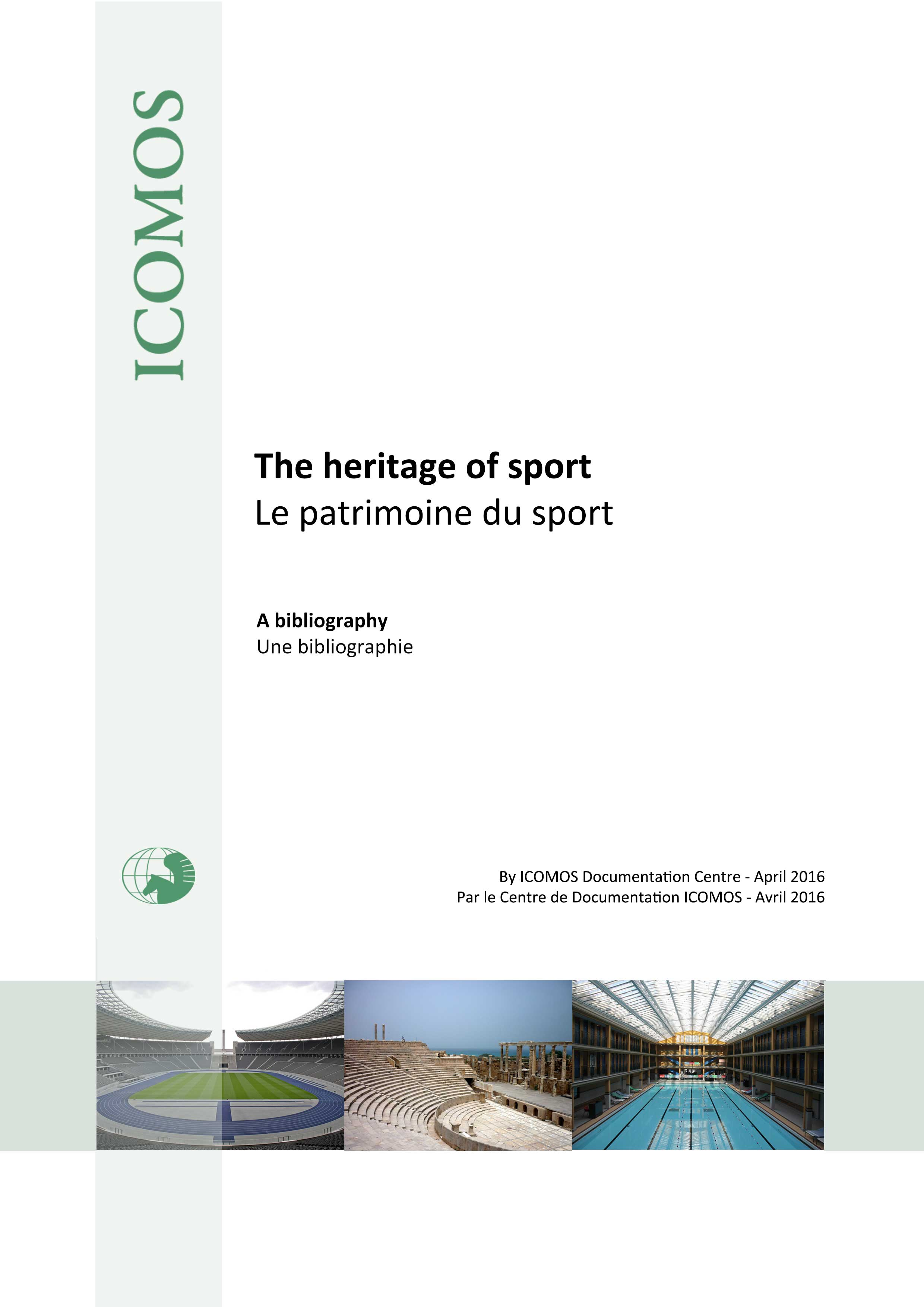 Biblio Heritage of sport2016 COVER