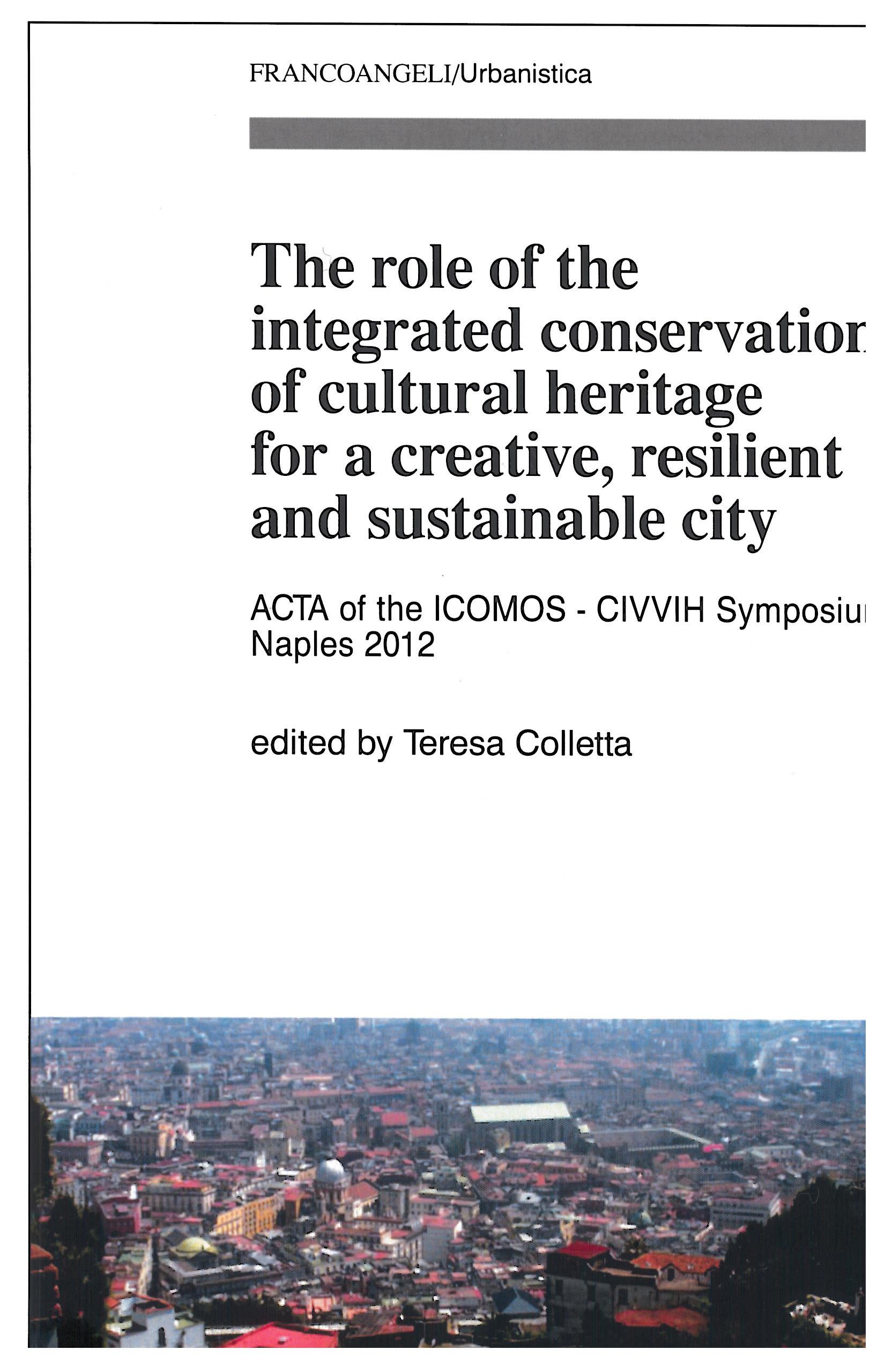Conservation-restoration of cultural heritage