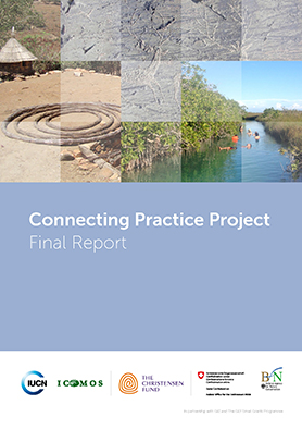 Connecting Practice Report IUCN ICOMOS Page 01