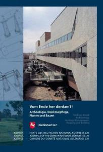 ICOMOS Germany Journal LXI