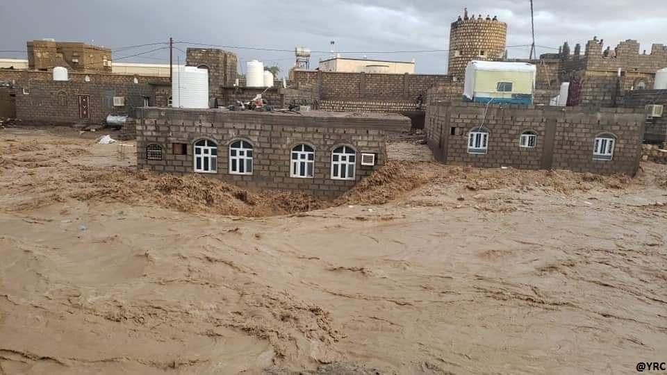 Floods in Yemen