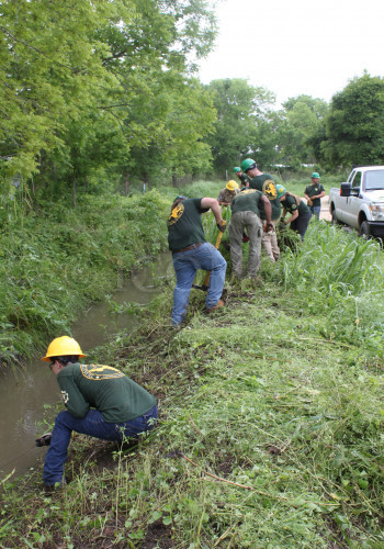 cleaningtheacequia