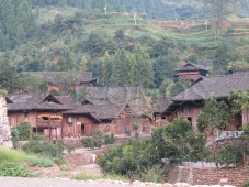 left-street-group-village-is-a-tujia-settlement-built-over-the-remains-of-the-old-residential-area-for-common-people